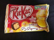 Nestle KitKat Ginger Flavor 2017 35g Chocolate Ball JAPAN LIMITED Kit Kat