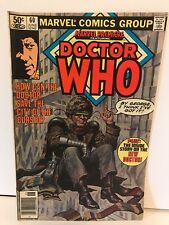 Doctor Who - Marvel comics 60 June 1981 - USA