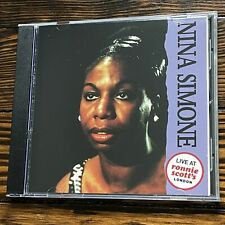 Live at Ronnie Scott's - Simone, Nina - Audio CD