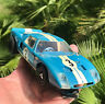 Vintage 1960's Cox 1/24 Ford GT40 Slot Car - Tested