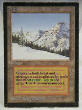 Taiga Dual Land Collector's Edition MTG Magic The Gathering