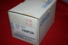 NEW Omron Sysdrive AC Inverter Drive 3G3EV-A2001 - BRAND NEW IN BOX - BNIB