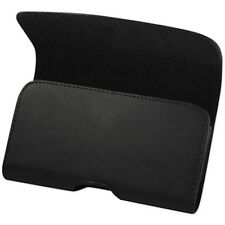 10x LEATHER CASE HOLSTER POUCH FOR OTTERBOX IPHONE 4&4S DEFENDER