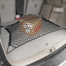 Useful 70x70cm Car Rear Cargo Elastic Mesh Net Mesh Luggage Cover Bag New Z
