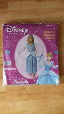 Disney Princess Cinderella Toddler Dress Up Halloween Costume Size 6 +