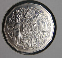 """""""Australia""""2015""""Fifty Cent UNC Coin,Ex RAM""""Very Low-Mintage"""""""