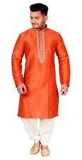 Men's Indian Sherwani Kurta Salwar Kameez Pajama Bollywood Style Costume 824
