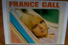 FRANCE GALL...POSTER...in A3... ca. 60er Jahre