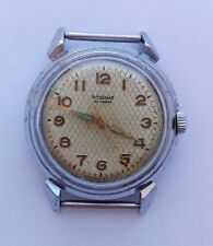 RODINA/POLJOT KIROVSKIE 1MChZ AUTOMATIC 1950S USSR  22 Jewels SERVICED