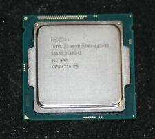 Intel Xeon E3-1230V3 Quad-Core  Processor (SR153, 3.30 Up To 3.70 GHz)