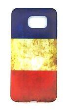 Samsung Galaxy S6 Silikon Case Silicon Schutzhülle Hülle Tasche Frankreich