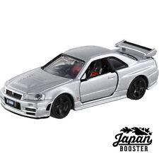 [TOMICA PREMIUM 01] NISMO R34 GT-R Z-tune