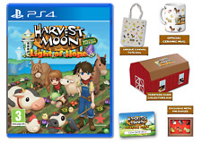Harvest Moon Light of Hope Special Edition Sony PlayStation Ps4 Game 7 Years