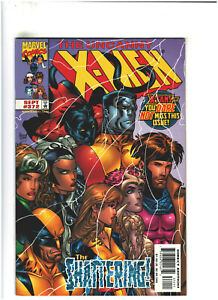 Uncanny X-Men #372 VF/NM 9.0 Marvel Comics 1999 The Shattering