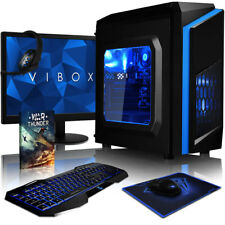 Vibox Gaming PC - AMD A4 Dual Core  Radeon 8370D  8GB RAM  2TB  No OS