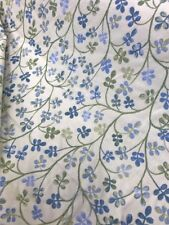 Premium Upholstery Weight And Curtain Fabric Double Sided Flower Print