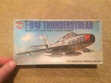 Airfix 1/72 Scale F-84F Thunderstreak Series 3 Kit No 03022-9 complete/un-built