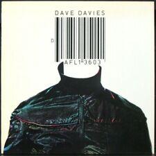 DAVE DAVIES (Kinks) Near Mint Never played 1980 Promo LP