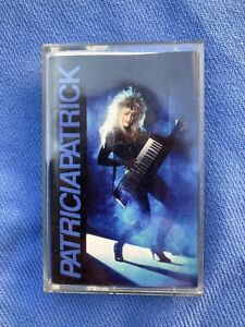 Patricia Patrick Hair Metal Demo Cassette Tape Glam Keytar! Hollywood Glam Rock!