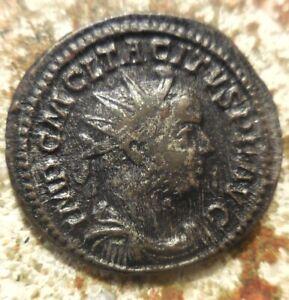 Tacitus AD 275-276. 2nd officina, May-June 276. Lugdunum (Lyon) Antoninianus
