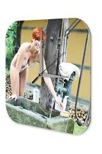 Sexy Horloge Décoratif Fun  Puits de sous-vêtements Imprimee Acrylglas