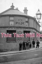 SX 118 - The Pilot Inn, Meads, Eastbourne, Sussex c1906 - 6x4 Photo