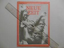 UdSSR, DDR, Neue Zeit, Moskauer Hefte für die Politik, Nr. 21 ,Mai 1986