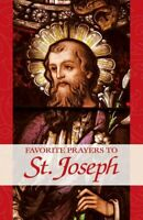 Favorite Prayers to St. Joseph, Paperback, Brand New, Free P&P in the UK