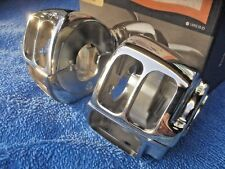 Harley CHROME ROAD KING Switch Housings Original O.E. REAL HD They fit correctly