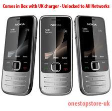 Nokia 2730c argent noir téléphone portable 3G réseau 3G téléphone débloqué pour tous