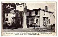 The Dawes Place, Kirkland, NY Postcard *5R2