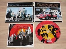 The Artwoods CD-singles A 's & B' s/répertoire dans MINT