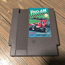 R.C. Pro-Am (Nintendo Entertainment System, 1988) NES Tested EUC