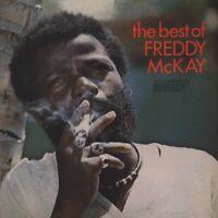 SEALED NEW LP Freddie McKay - The Best Of Freddie McKay