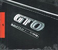 Ferrari 599 Gto, Hardcover-Prospekt 2010