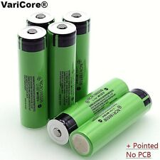 2 pile rechargeable 18650 3.7 v3400 mah Lithium Batterie Panasonic Japan Quality