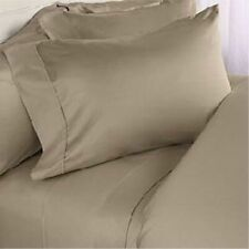 900 TC EGYPTIAN COTTON BEDDING COLLECTION ALL SETS AVAILABLE IN BEIGE COLOR