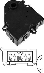 HVAC Heater Blend Door Actuator Santech Industries MT1800