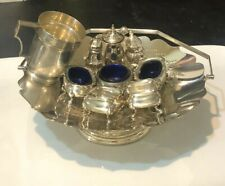 More details for vintage silver &silver plate job lot mixed items