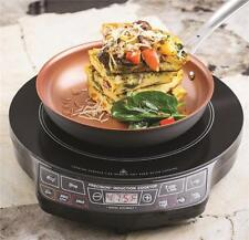 NEW NUWAVE 30153 NUWAVE PIC2 COOKTOP INDUCTION WITH FRY PAN 4831780