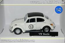 Volkswagen Coccinelle 53 Choupette CARARAMA - CA 251PND11840 - Echelle 1/43