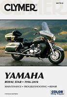 NEW CLYMER Repair Manual, Yamaha Royal Star Boulevard, Deluxe, Classic, Venture