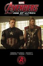 MARVEL The Avengers Age of Ultron Prelude Official Movie Prequel -2015 Paperback