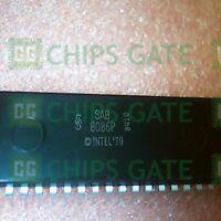 4PCS NEW P8086 Manu:INTEL Encapsulation:DIP-40 16-BIT MICROPROCESSOR