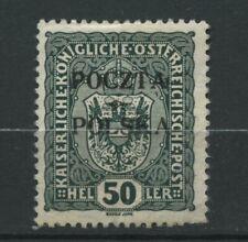 Polen 1919 Fischer Nr 41 * MH krakauer Ausgabe geprüft Taipale