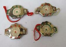 4 x Vintage 1950s Tin Toy Movie Star Child's Wrist Watch Japan l