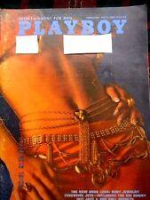Playboy magazine February 1971 Willy Rey Fran Jeffries  VERY GOOD