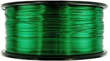 Temco Gauge 18 AWG Copper Magnet Wire 1.5 Lb Magnetic Coil Green 299 Ft 155C New