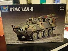 USMC LAV-R - 1/72 Trumpeter 7269 9580208072692