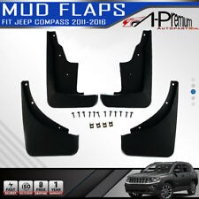 Splash Guards Mud Flaps Mudflaps for Jeep Compass 2011 2012 2013 2014 2015 2016